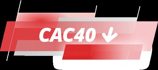 VENTE CAC 40