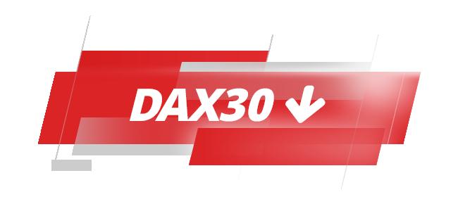 DAX30 klesá