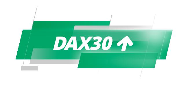 DAX30 roste