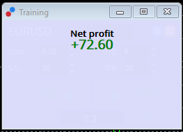 Net profit window